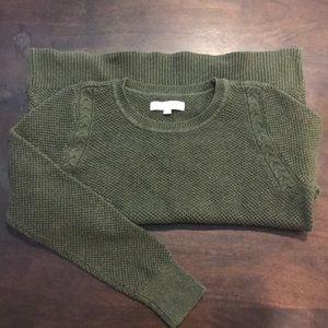 Loft Pullover Knit Sweater
